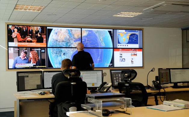 QUAD VISION'S DIGITAL CANVAS MANAGES LIVE, BIG DATA EFFECTIVELY