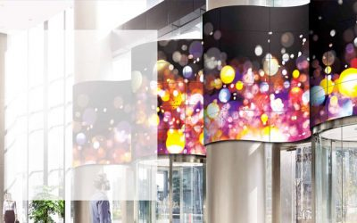 Technical Innovation is Creating a New Dimension for Digital Signage