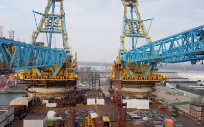 Saipem 7000 welcomes Quad Vision MD on board!
