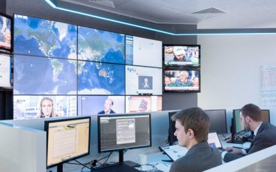 Corporate & Control Centres in High Demand
