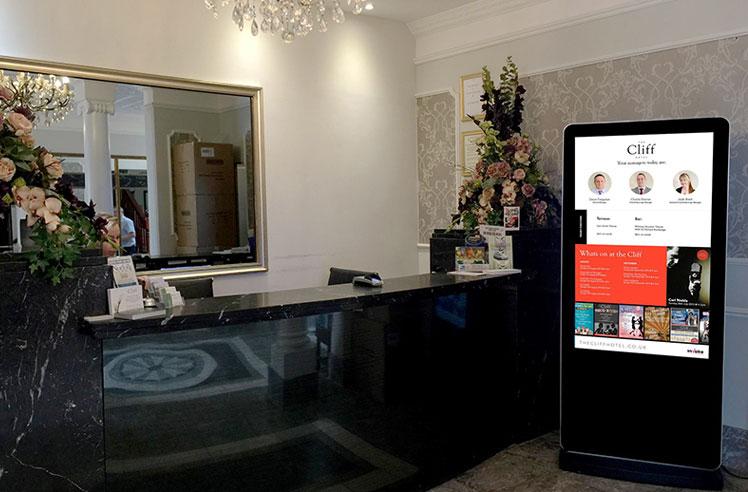 Kiosk Digital Signage