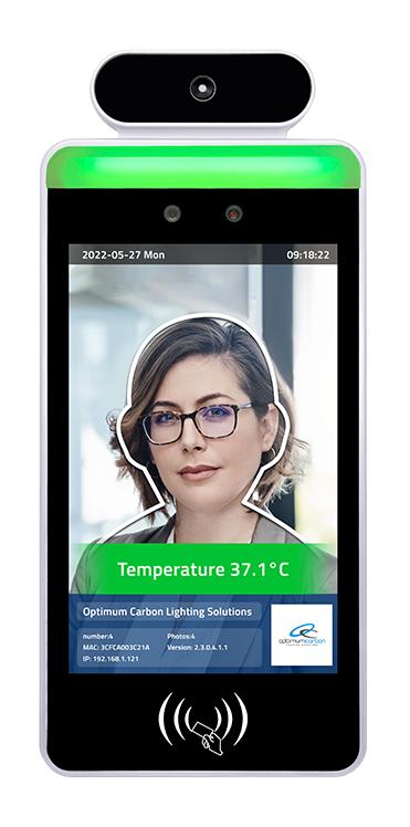 Quad Vision Temperature Control Screen Good