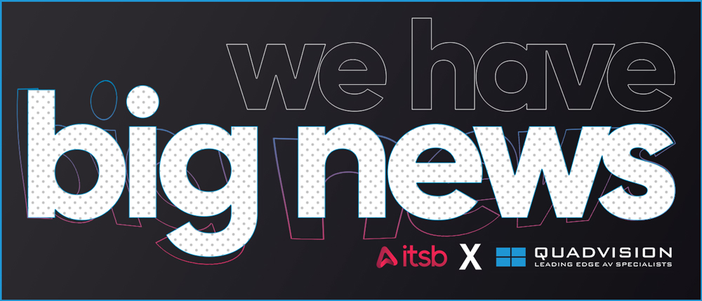 Announcement: Our Strategic Merger with ITSB!